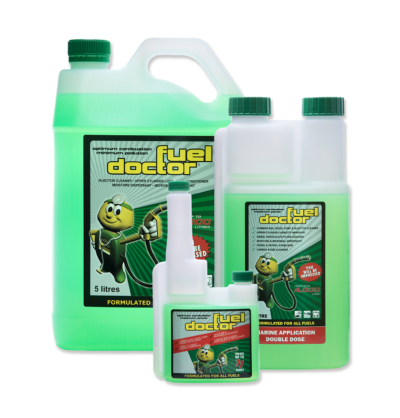 Buy Fuel Doctor 250ml + 1L + 5L